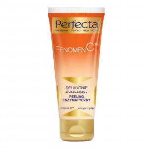 М'яко відлущуючий ензимний пілінг для обличчя PERFECTA Fenomen C Gently Exfoliating Enzyme Face Peeling 75ml