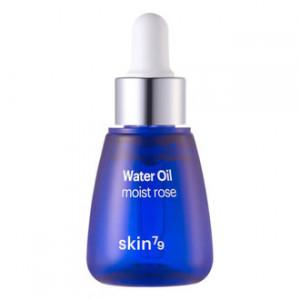 Зволожуюча сироватка з олією троянди Skin79 Water Oil Moist Rose 20ml