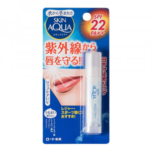 Бальзам для губ Skin Aqua Lip Care UV SPF22/PA++ 4.5g
