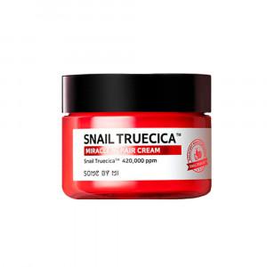 Відновлюючий крем з муцином равлика і керамідами SOME BY MI Snail Truecica Miracle Repair Cream 60g