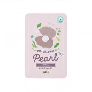 Тканевая маска для лица с жемчугом Skin79 Fresh Garden Mask Pearl 23g (Срок годности: до 16.04.2021)