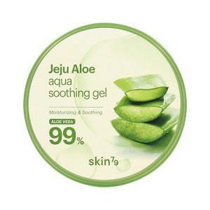 Універсальний гель з алое Skin79 Jeju Aloe Aqua Soothing Gel 300ml (Термін придатності: до 17.09.2021)