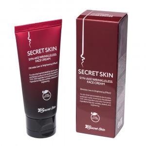 Крем для обличчя з пептидом зміїної отрути Secret Skin Syn-Ake Wrinkleless Face Cream 50g