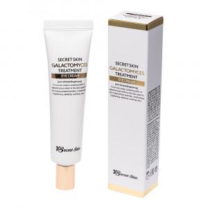 Антивіковий крем для шкіри навколо очей Secret Skin Galactomyces Treatment Eye Cream 30g