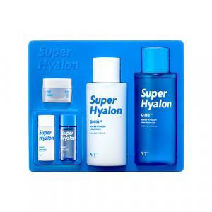 Набір інтенсивно зволожуючих засобів VT COSMETICS Super Hyalon Skin Care Set