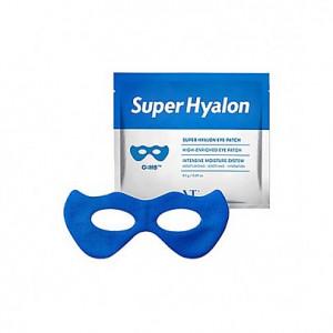 Гідрогелеві патчі під очі VT COSMETICS Super Hyalon Eye Patch 8.1g x1шт.