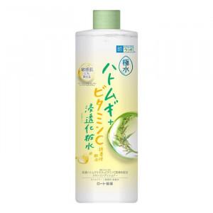 Лосьйон для обличчя з  вітаміном С та мінералами HADA LABO Kiwamizu Vitamin C & Hatomugi Lotion 400ml