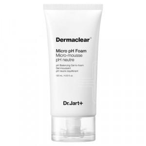 Гель-пінка для вмивання відновлююча рН-баланс Dr. Jart+ Dermaclear Micro pH Foam Cleanser 120ml