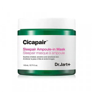 Відновлююча нічна маска Dr. Jart+ Cicapair Sleepair Ampoule-in Mask 110ml