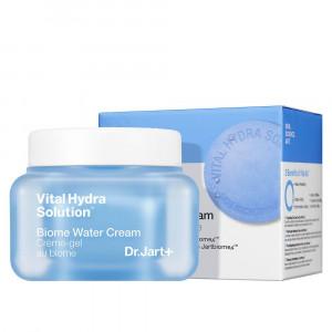 Легкий зволожуючий гель-крем для обличчя з пробіотиками Dr.Jart+ Vital Hydra Solution Biome Water Cream 50ml