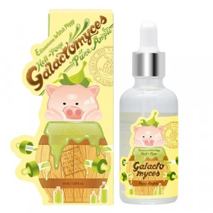 Ампульна сироватка з екстрактом галактомісіс Elizavecca Witch Piggy Hell-Pore Galactomyces Pure Ample 100% 50ml