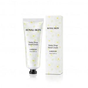 Зволожуючий крем для шкіри рук ROYAL SKIN Water Drop Hand Cream Gardenia 60ml