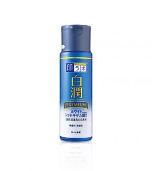Преміум відбілюючий лосьйон з транексамовою кислотою  Hada Labo Shirojyun Premium Medicated Whitening Lotion 170ml