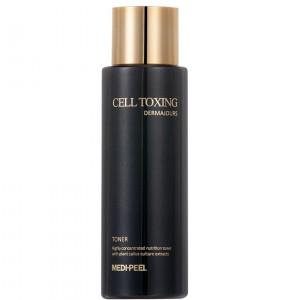 Антивіковий тонер для обличчя зі стовбуровими клітинами MEDI-PEEL Cell Toxing Dermajours Toner 250ml