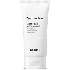 Гель-пінка для вмивання з глутатіоном Dr. Jart+ Dermaclear Micro Foam Cleanser 120ml