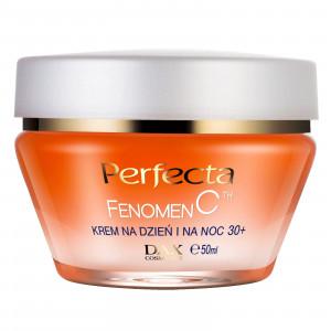 Зволожуючий крем для обличчя для віку 30+ PERFECTA Fenomen C Cream Day and Night 30+ 50ml