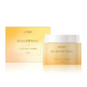 Очищующий бальзам для обличчя з олією камелії PETITFEE Beautifying Mood On Cleanser 100ml