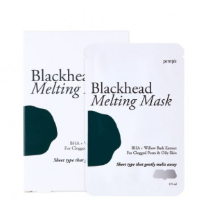 Таюча маска для носа проти чорних точок PETITFEE Blackhead Melting Mask 2.5ml - 1шт