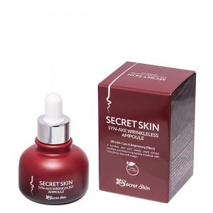 Ампульна сироватка для обличчя з пептидом зміїної отрути Secret Skin Syn-Ake Wrinkleless Ampoule 30ml