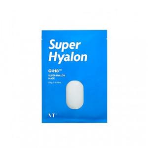 Зволожуюча ампульна маска з гіалуроновою кислотою VT COSMETICS Super Hyalon Mask 28g